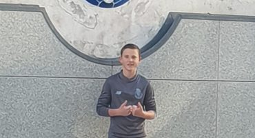 Harry pruebas en FC Porto