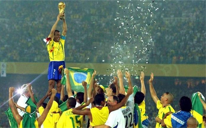 copa campeon del mundo Brasil