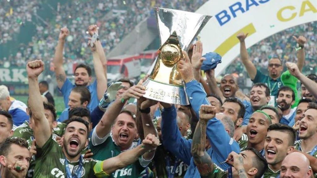 equipo de fútbol campeón de brasil