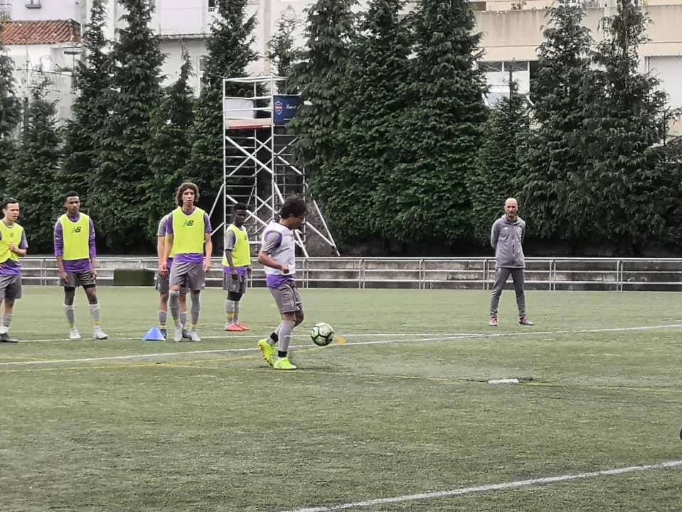 entrenamiento FC Porto
