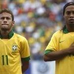 estrellas de fútbol de Brasil