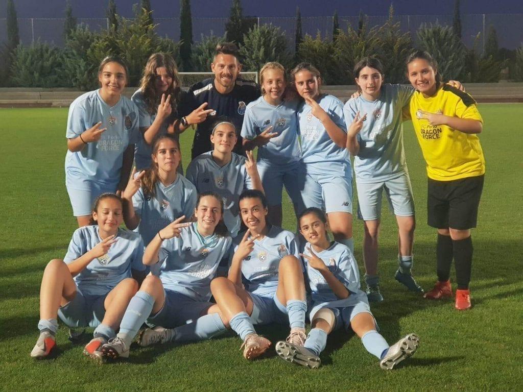 Futbol Femenino Campeon Torneo