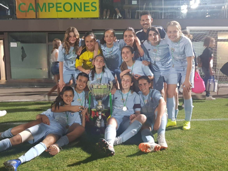 Futbol Femenino Torneo Rocarsa