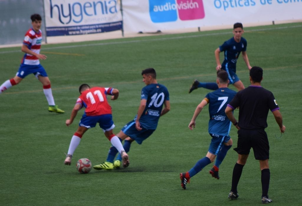 torneo de futbol Nacho Barbera