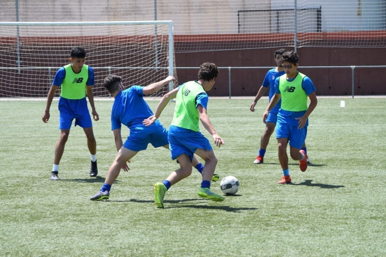 camapamento de futbol alto rendimiento FC Porto