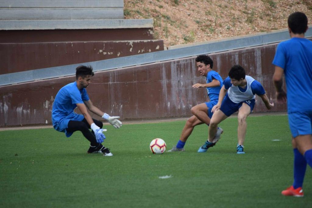 Metodologia de la Periodizacion Tactica impartido en Campus de Futbol
