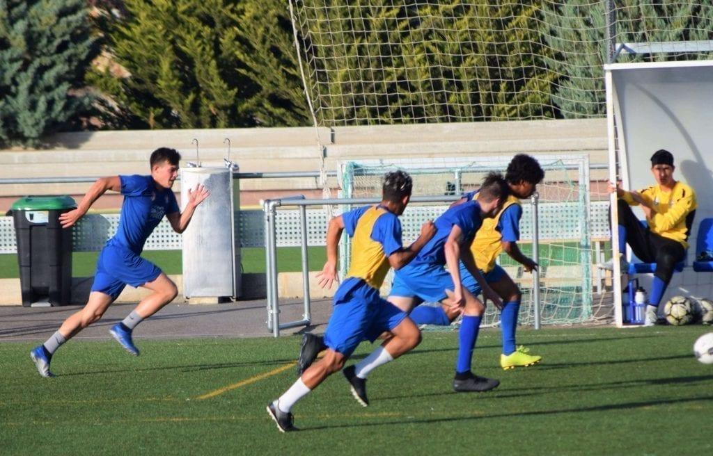 Pruebas FC Porto en España
