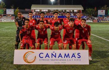 Seleccion U20 Bahrein
