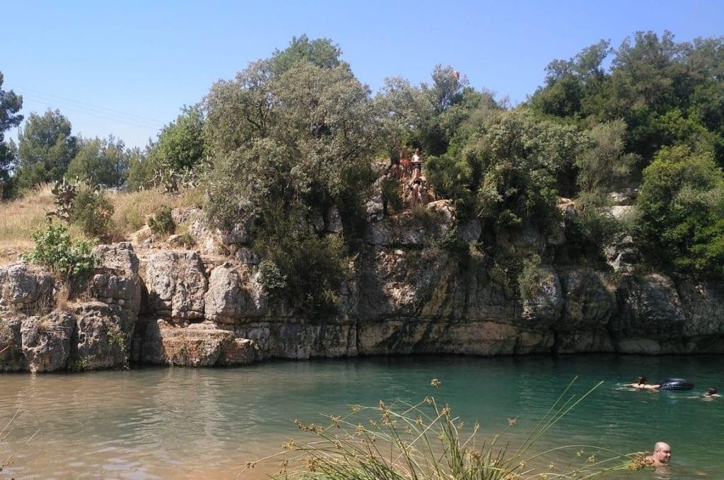 lago de ana campus