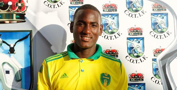 jugador mauritania cotif 2019