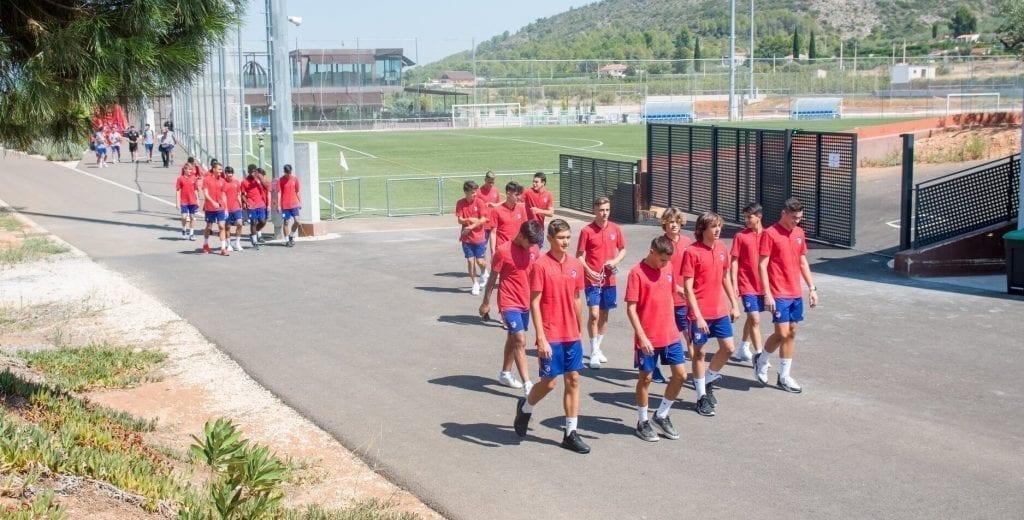 Atlértico de Madrid en SIA