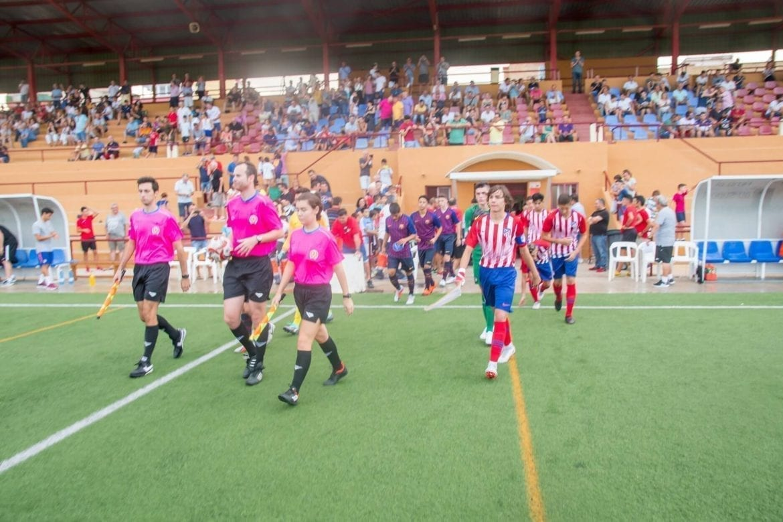 partido torneo TORCAF