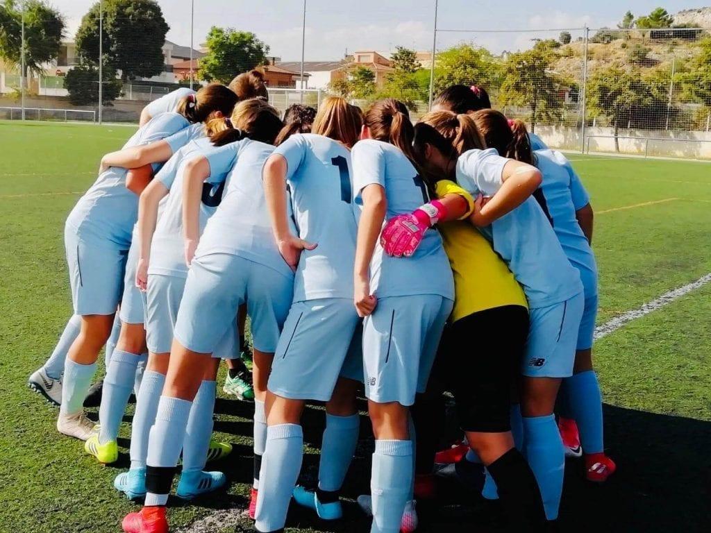 torneo de fútbol femenino Gandia