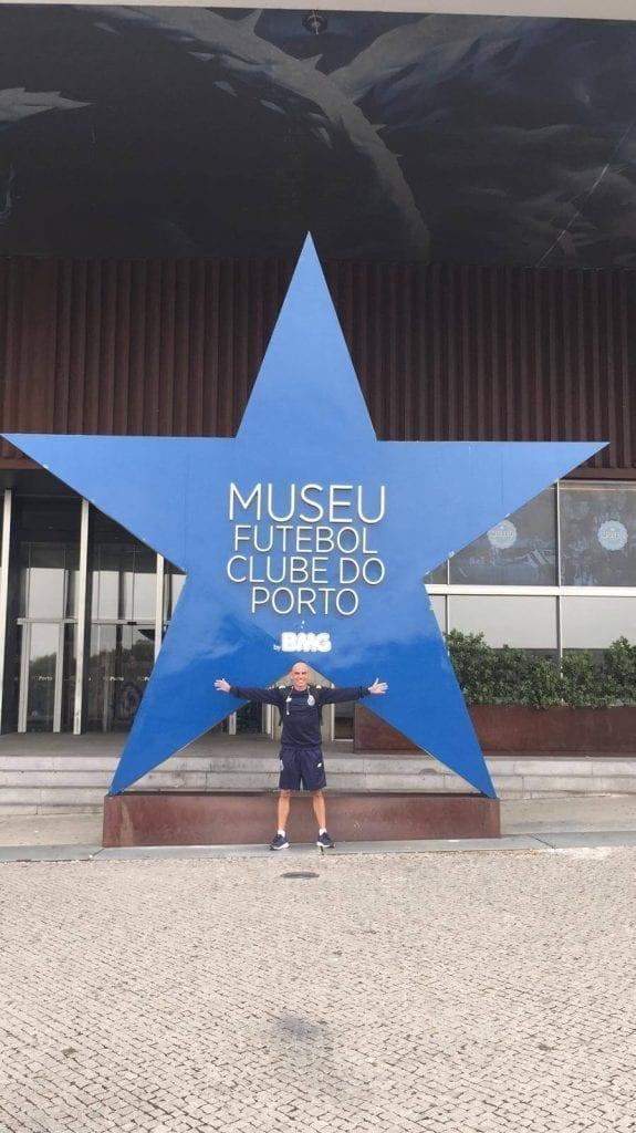 visita MUSEO FCPorto