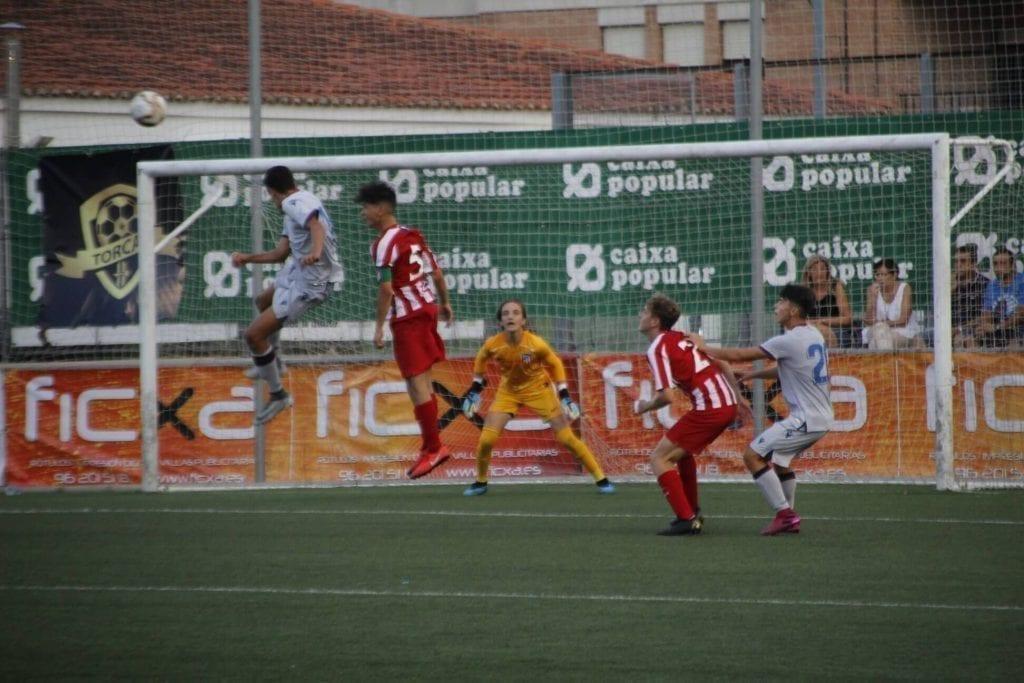 Atlético de Madrid se concentra en el Centro de Alto Rendimiento de Soccer Inter-Action para competir en el torneo de fútbol TORCAF
