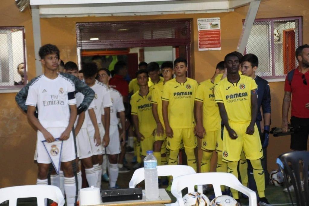 El Real Madrid y el Villarreal son los finalistas del torneo