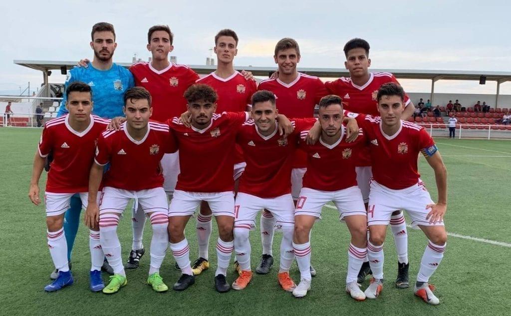 SIA Beniganim gana su partido en Tercera Division