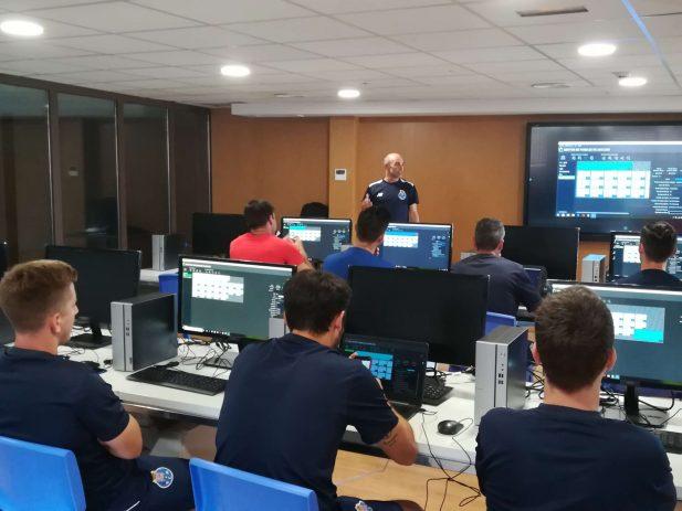 curso videoanalisis entrenadores