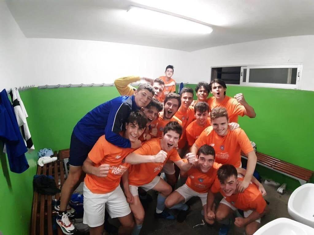partido oficila 2019 juvenil