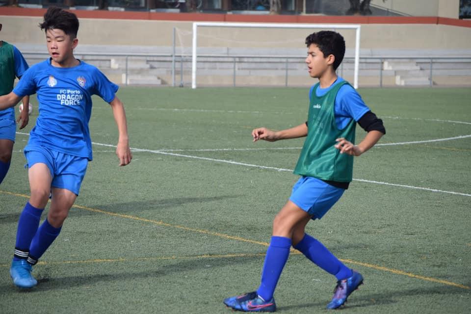 Academia Internacional de Futbol se prepara para torneo en España