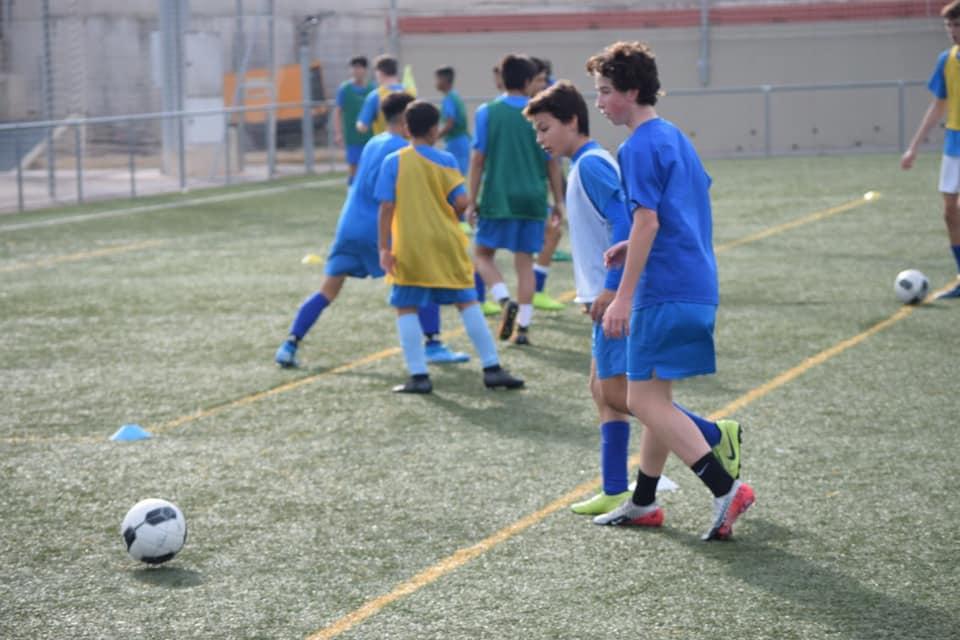 Los futbolistas de SIA Academy listos para torneo internacional