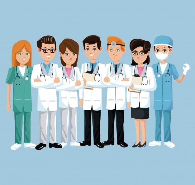 equipo médico multidisciplinar