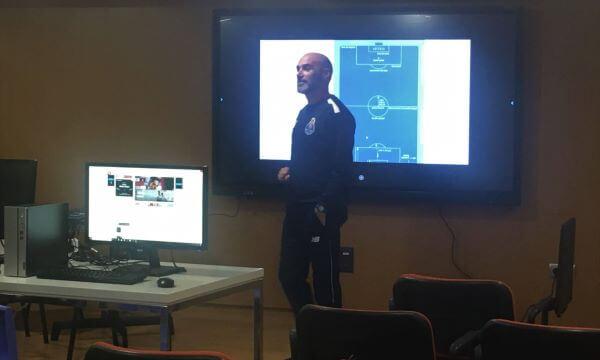 curso d entrenador de fútbol