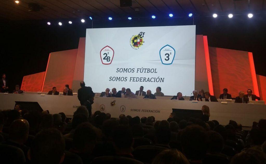 Reunió para Pruebas de Futbol en Tercera Division Española