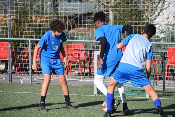 campus de futbol FCPOrto