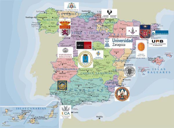 Mejores Universidades españa