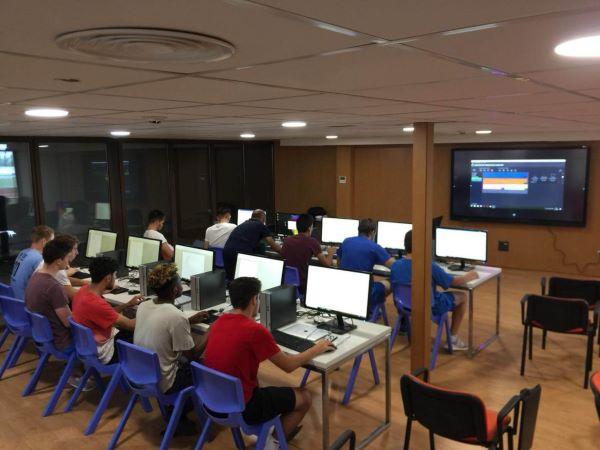 aula de video analisis