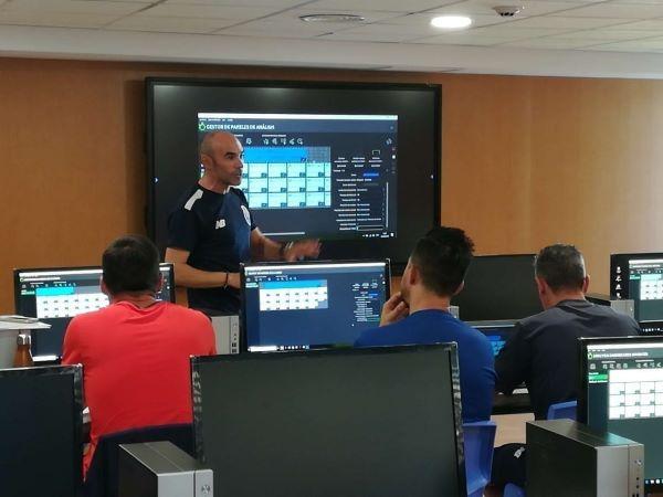sala video analisis