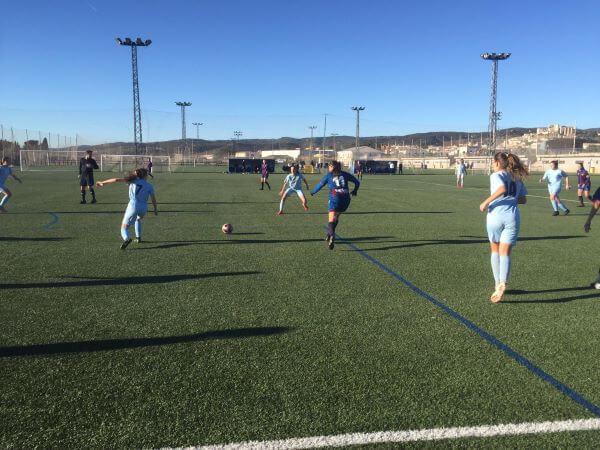 equipo de fútbol femenino FC Porto Dragon Force