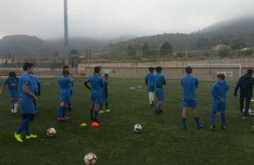 campamento de fútbol de Navidad FC Porto