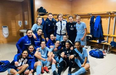 equipo femenino fútbol Dragon Force