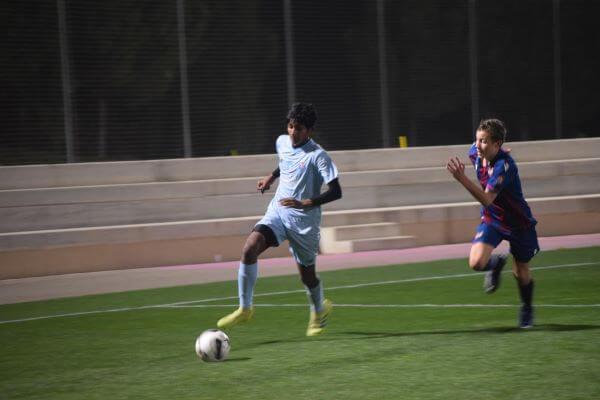 Levante UD contra FC Porto Dragon Force