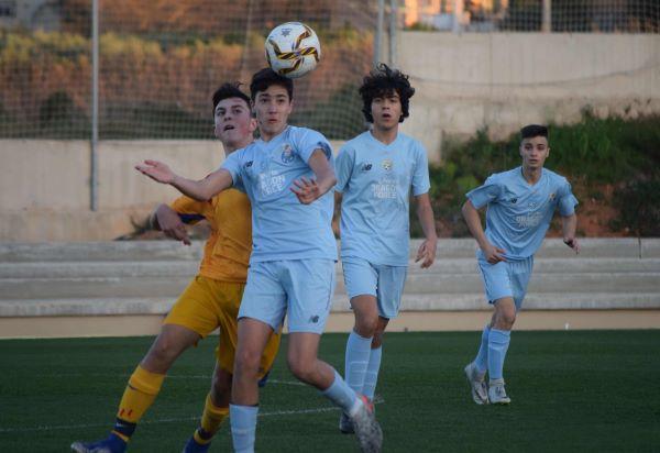 partido selección valenciana de fútbol