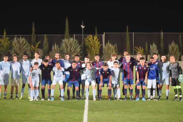 partido de fútbol Levante UD