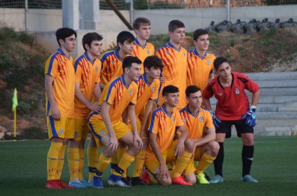 selección valenciana de fútbol cadete