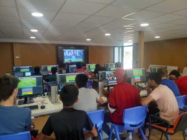 curso de entrenador en España