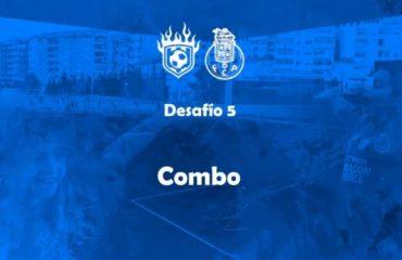 Desafio FC Porto para Escuela de Fútbol