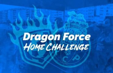 reto escuela de fútbol FC Porto Dragon Force en España corona-virus