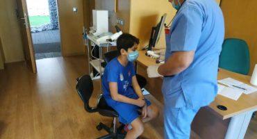 Revisiones médicas tecnificación individual