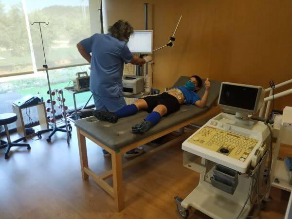revisión médica tecnificación individual