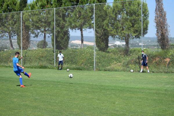 tecnificacion individual fútbol FCPorto
