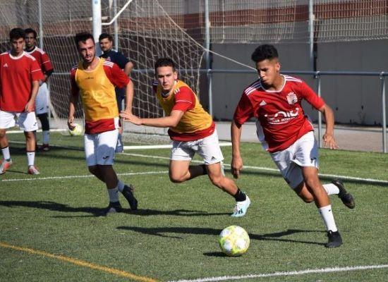 Équipe espagnole de football Inter-Action de la division Terecra