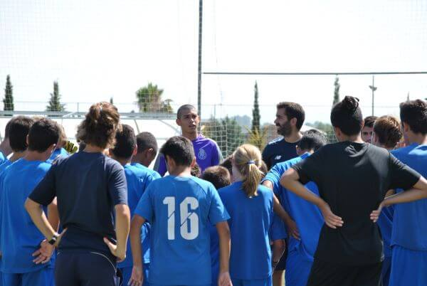 pruebas de futbol FCporto