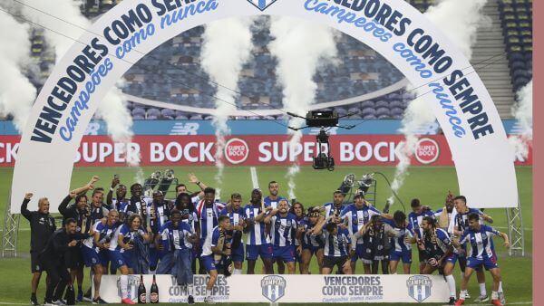 FC Porto remporte le championnat portugais