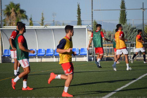 pretemporada equipo de fútbol 4 división Discóbolo - La Torre