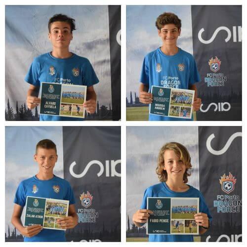 spain soccer camp FC Porto